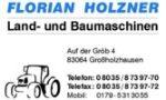 Willkommen bei Holzner